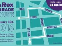 2016 Parade Route - 'No Big Deal'