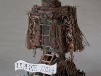 """""""La Petit Mort"""" -or- """"Wickerman"""" <br />from: 2010 - La Petit Mort <br />by: Jeremy Yuslum"""
