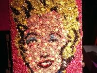 Beaded Marilyn