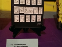 Original Caesar Meadows Micro-comics