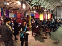 The Auction at Michalopoulos Studios